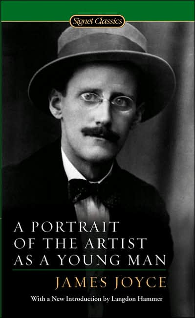 Comment on Joyce's narrative technique in A Portrait of the Artist as a Young Man.